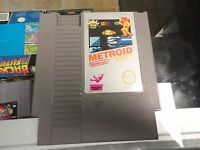 Metroid --Nintendo Entertainment System NES