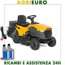 Trattorino tosaerba Stiga Estate 2084 H - cambio idrostatico - cesto - mulching