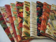 20 Piece Fall 10 inch Cake Layer Collection of 10 prints (2 of each print)