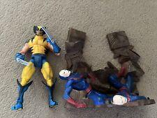 Marvel Legends Toy Biz Wolverine