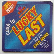 Club Keno Cash in on Lucky Last New Way To Win Coaster (B268-140)