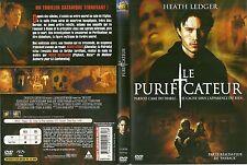 UNIQUEMENT LA JAQUETTE POUR DVD : LE PURIFICATEUR avec HEATH LEDGER