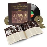 Crosby, Stills, Nash & Young: Deja Vu (Vinyl + 4CD) (50th Anniversary) Presale