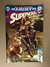 SUPERWOMAN #13 GUEDES VARIANT FIRST PRINT DC COMICS (2017) REBIRTH SUPERMAN