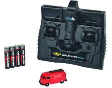 """Carson 500504120 VW T1 Kastenwagen """"Feuerwehr"""" 2,4G Sondermodell Neuware"""
