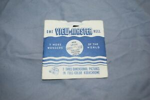 VIEW MASTER SINGLE REEL WITH VIEWS OF PAKISTAN REF 4452 LAHORE THE CITY