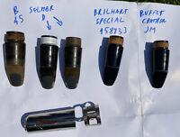 CLARINET BASS MOUTHPIECE:SELMER/VANDOREN/LEBLANC/BRILHART.CLARINO BASSO BOCCHINO