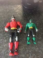 Power Ranger Figures With Sounds