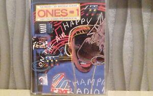 Double AUDIO Cassette THE RADIO 1 21st BIRTHDAY ALBUM ONES ON 1