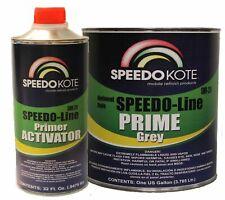 High Build 2K Urethane Primer Gray Gallon Kit, Fast Dry, SMR-210/211 Automotive