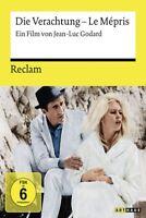 DIE VERACHTUNG-LE MEPRIS/RECLAM EDITION  - BARDOT,BRIGITTE/+ DVD NEU