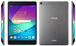 ASUS ZenPad Z8S P00J 16GB Wi-Fi + 4G (Verizon +GSM Unlocked) 7.9in Gray Tablet A
