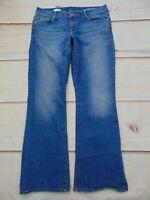 Gap 1969 Perfect Boot Women's size 32R Denim Jeans Medium Wash 5-pocket 32 R