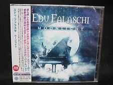 EDU FALASCHI Moonlight + 3 JAPAN CD Angra Almah Symbols Brazilian Acoustic Rock