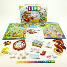 Game of Life Pieces Parts Replacements Hasbro 2007 Board Game