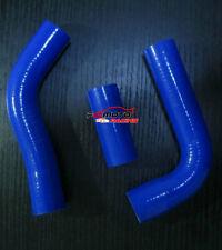 For Toyota Hilux LN106 LN107 LN111 LN130 2.8L Silicone Radiator Hose kit BLUE