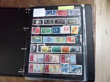 COLLECTION OF EAST GERMANY STAMPS