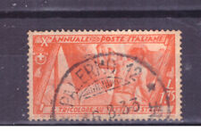 FRANCOBOLLI Italia Regno 1932 Marcia su Roma 1,75 Lire SAS337