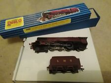 hornby dublo ..3 rail ..duchess of arholl ..engine and tender ...boxed ..
