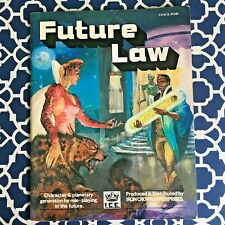 Future Law, 2nd Edition, by Iron Crown Enterprises
