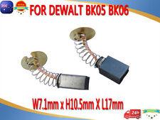 Carbon Brushes For Black Decker  450374-12 450374-00 130-XE BK05 BK06 Drill Saw