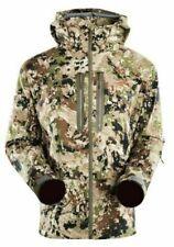 SITKA Men's Stormfront GORE-TEX Rain Jacket Subalpine Camo 50067-SA Med NWT'S