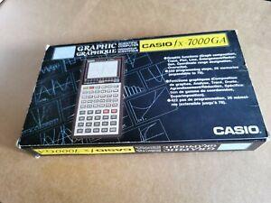 Casio FX-7000GA Graphics Scientific Calculator Boxed with original case & manual
