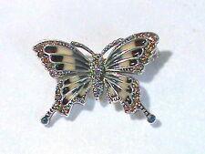 Butterfly Brooch Beautiful Monet