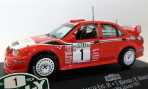 Vitesse 1/43 Scale diecast SKW99009 Mitsubishi Lancer Evo Rally New Zealand 99
