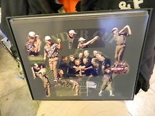 Ryder Cup Non-Signed Collage 16x20 Photo Limited Edition /1999