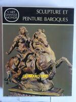 L'art dans le monde Sculptures et peinture baroques