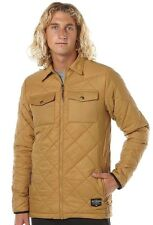 Men's Billabong Shelter Quilted Winter Jacket / Parker, Size M. NWT, RRP $149.99