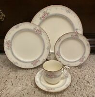 Noritake MAGNIFICENCE 5 pc place setting(s)   EXCELLENT
