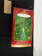 Hallmark Ornament 2000 Angel Blessed Tree Nib