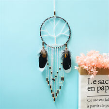 Retro Feather Dream Catcher Car Pendant Home Wall Hanging Decoration