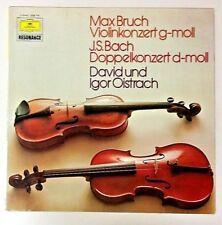 Igor & David Oistrach Eugene Goossens (1976 Import Vinyl LP 2535176) Bruch Bach