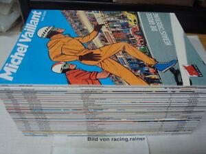 Michel Vaillant Bereich Nr.1-30 Zack Edition