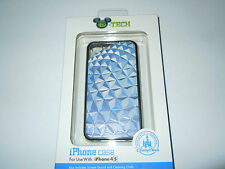 Disney Epcot 30th Anniversary iphone 4 4S Phone Case, Spaceship Earth  LE 300!