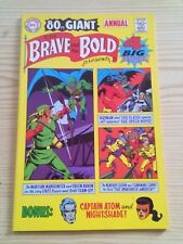 The Brave And The Bold 80 Pg Giant Annual (Ingles)