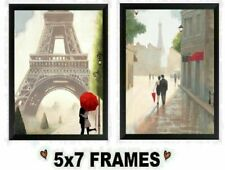 5x7 Paris Pictures Eiffel Tower Bathroom Wall Hanging Home Decor Bed & Bath