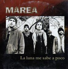 MAREA LA LUNA ME SABE A POCO CD Single 2002 PROMO