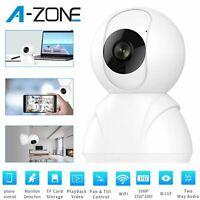 HD 1080P Wifi Wireless IP Security Camera Home CCTV Baby Monitor IR Night Vision