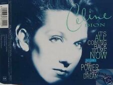 CELINE DION IT'S ALL COMING BACK TO ME.. UK #1 MAXI CD