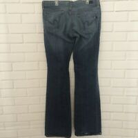 Citizens of Humanity Women's Low Waist Bootcut Stretch Kelly 001 Jeans - Size 30