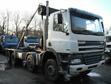 Commercial Lorries & Trucks Automatic 8x4 Axel Configuration