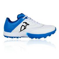 Kookaburra Mens KC 2.0 Rubber Cricket Shoes - Blue White Sports Breathable
