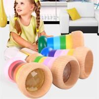 Toys Effect Kaleidoscope Kids Multi Prism Rainbow Gifts Camera Shape Bee Eye LS