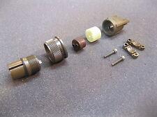 ITT Canon Amphenol Military 2 Pin Screw Connector MS3106E16-11PW New