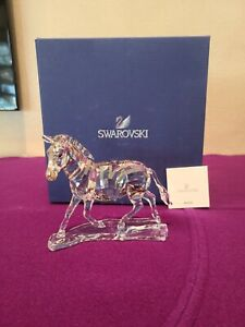 Excellent Condition Swarovski Zebra with box item #1050853