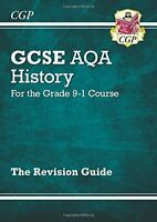 CGP Books - New GCSE History AQA Revision Guide - For the Grade 9-1 Course